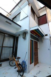 外観【神戸シェアハウス和楽居レインボー】