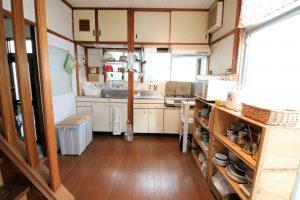 キッチン【神戸シェアハウス和楽居オーシャン】