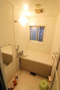 女性 浴室【神戸シェアハウス和楽居グランブルー】