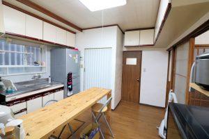 キッチン2 【神戸シェアハウス和楽居グランブルー】
