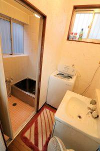 浴室・洗面所2 【神戸シェアハウス和楽居グランブルー】