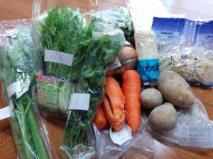 2月の冬野菜セット