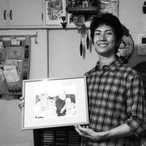 猫の山田 ポストカード【物販】