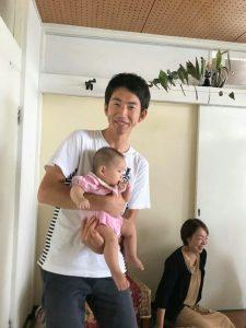 うばちゃん & ベビー