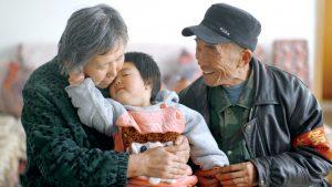 いのちのはじまり おじいちゃん・おばあちゃんと