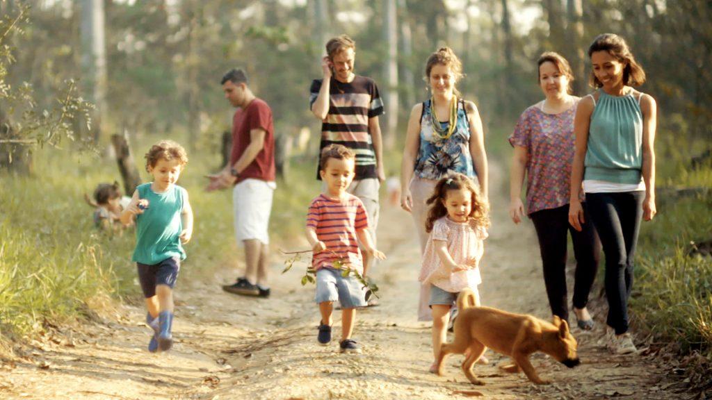 家族同士のコミュニティ