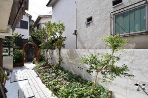 ガーデンの菜園スペース2