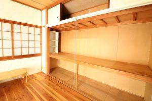 Room101 特大サイズの押入収納