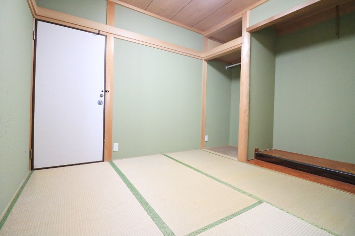 2階共用スペース 物置・クローゼット