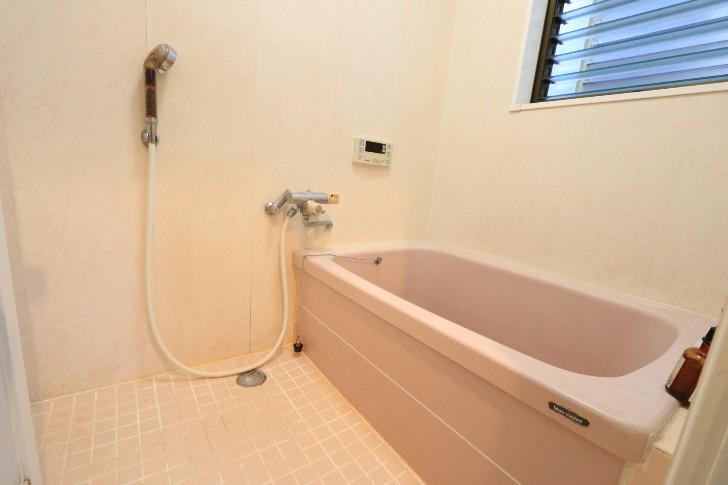 アーチ【浴室、バスタブ。追い焚き可】