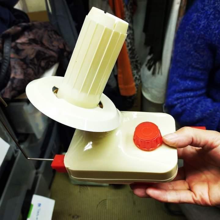 糸巻きの道具